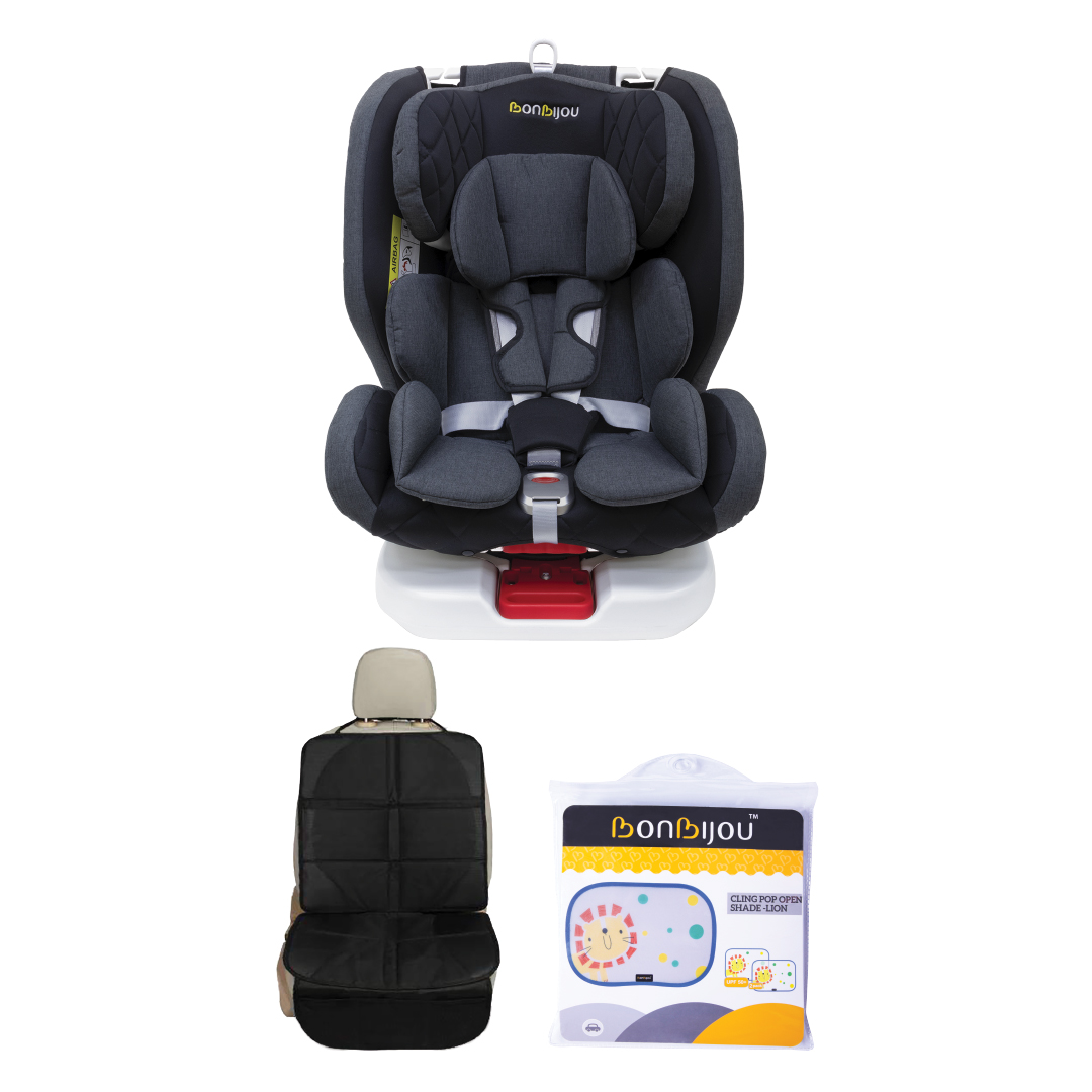 Bonbijou Revolution 360+ Car Seat Bundle