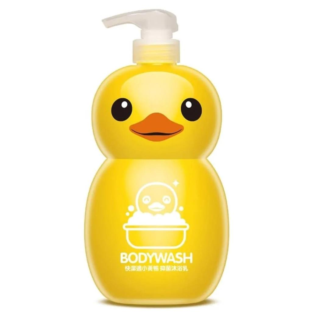Against24 Rubber Duck Anti-Bacterial Body Wash 100