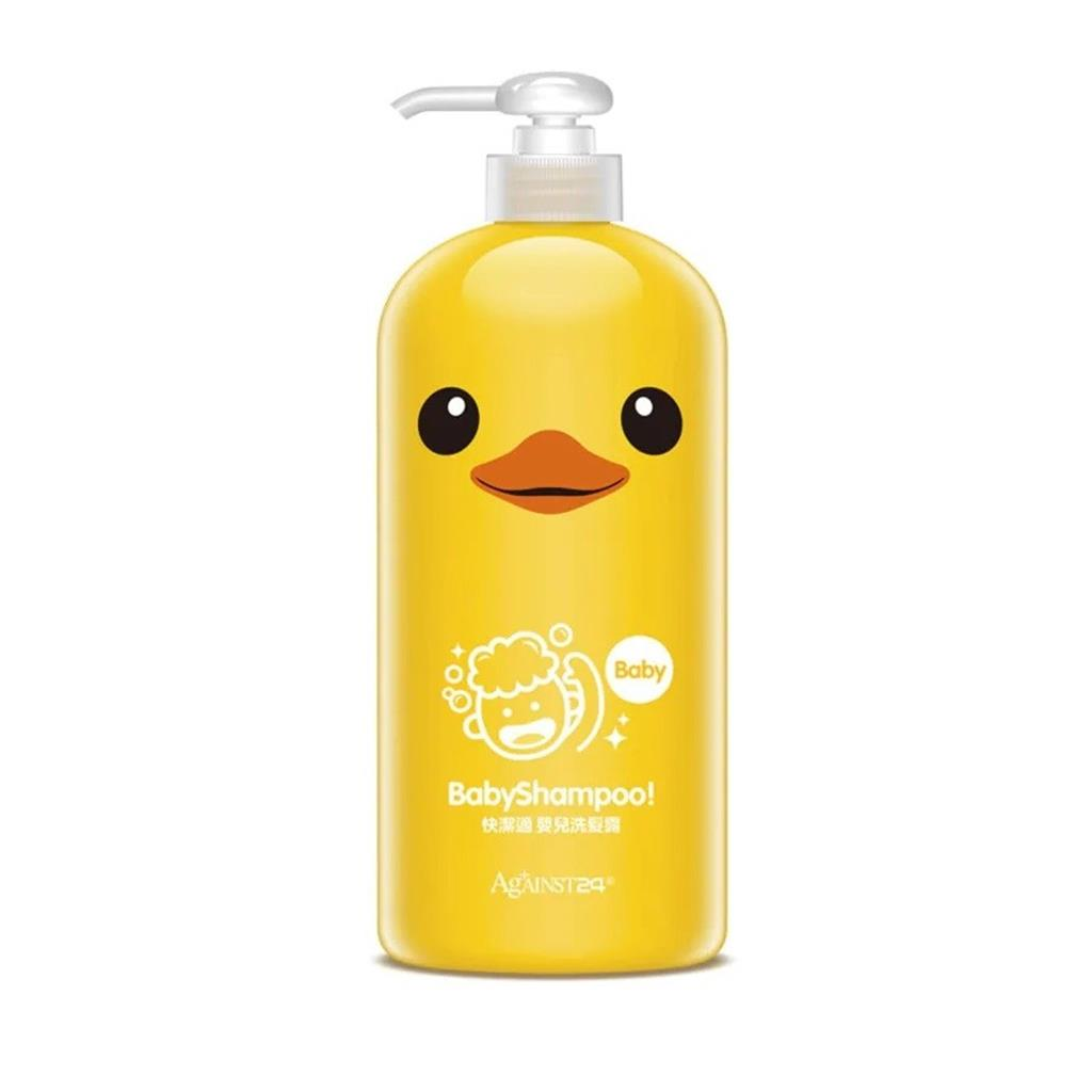 Against24 Rubber Duck Antibacterial Baby Shampoo 6