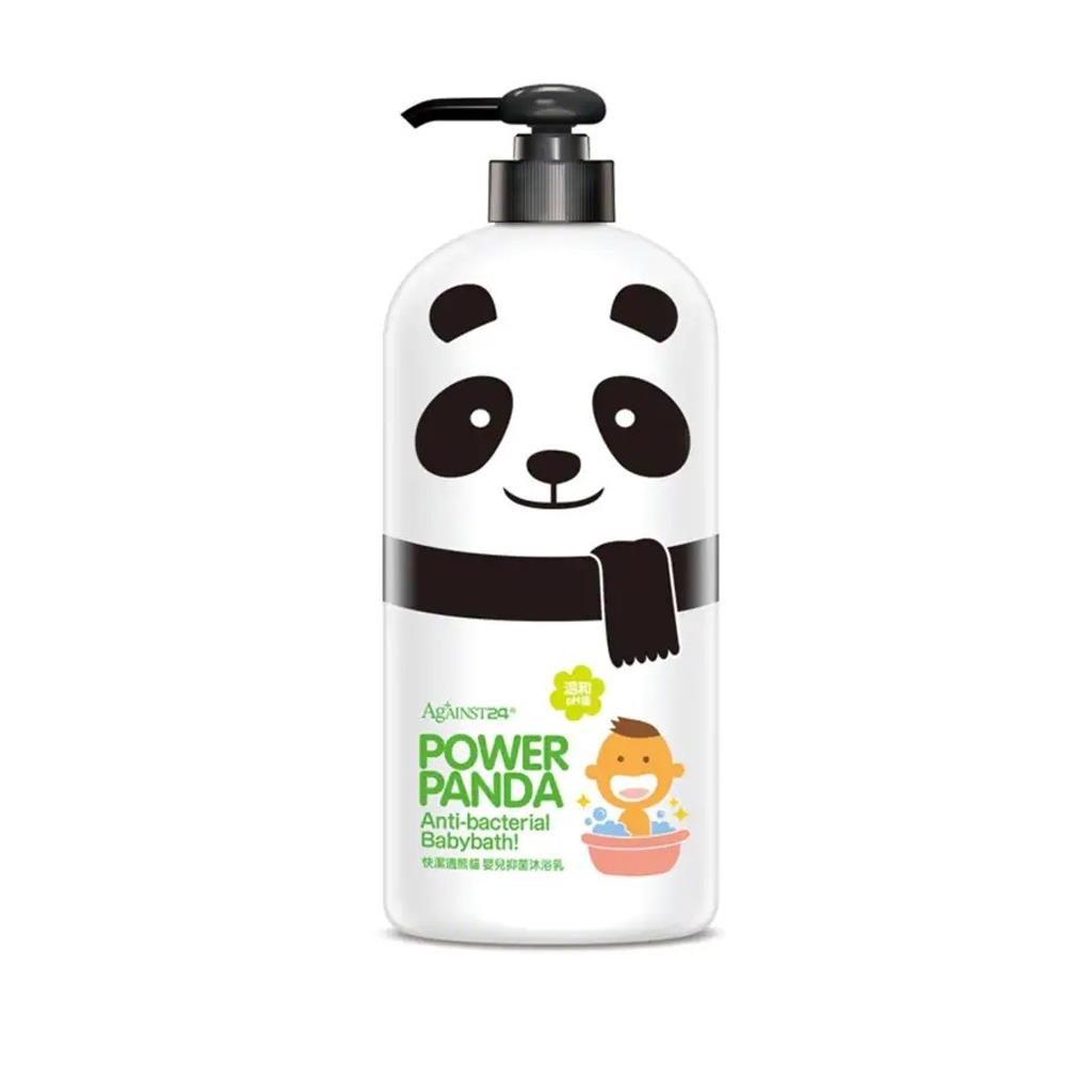 Against24 Power Panda Antibacterial Baby Bathing 6