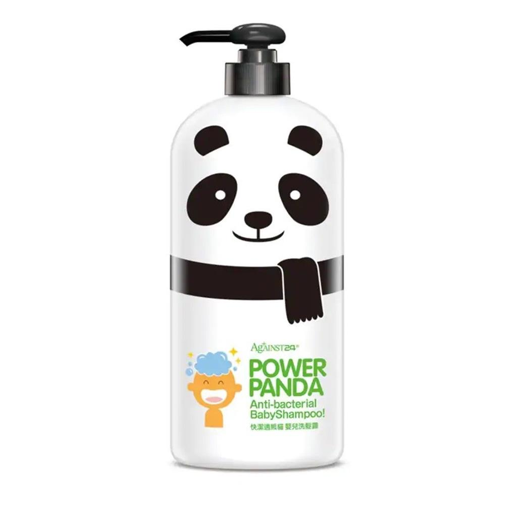 Against24 Power Panda Antibacterial Baby Shampoo 6
