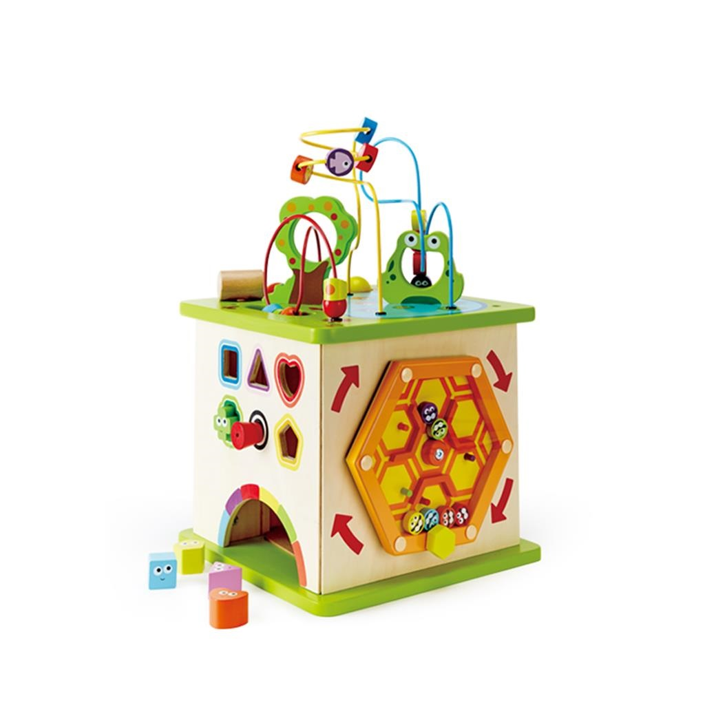 Hape Country Critters Play Cub