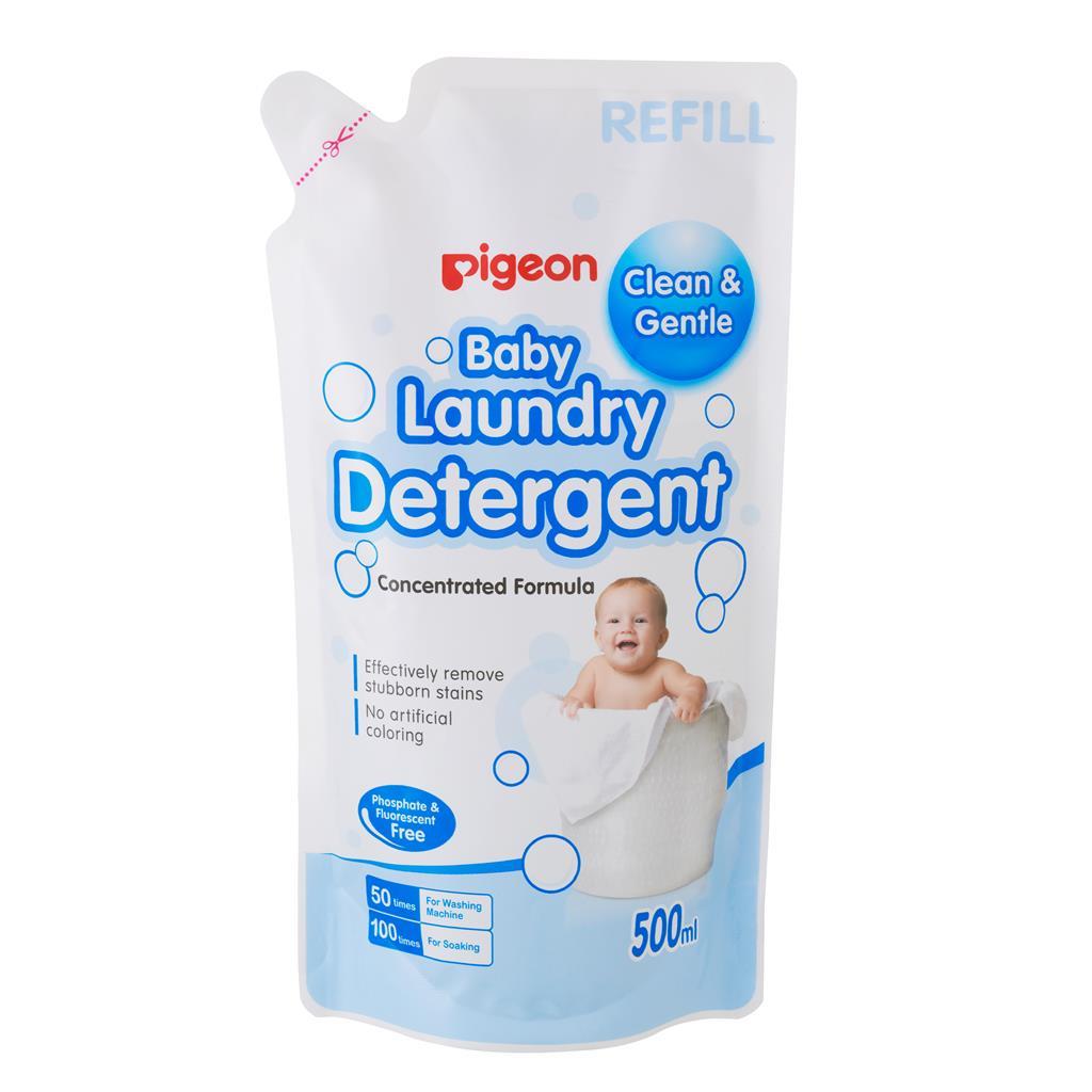 Pigeon Baby Laundry Detergent (Liquid) Refill, 500