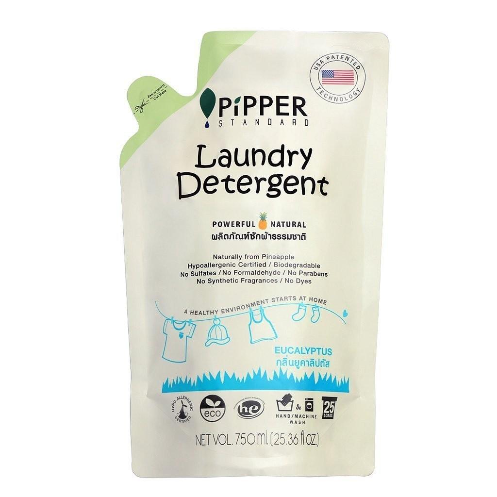 PIPPER STANDARD Laundry Detergent Eucalyptus 750ml