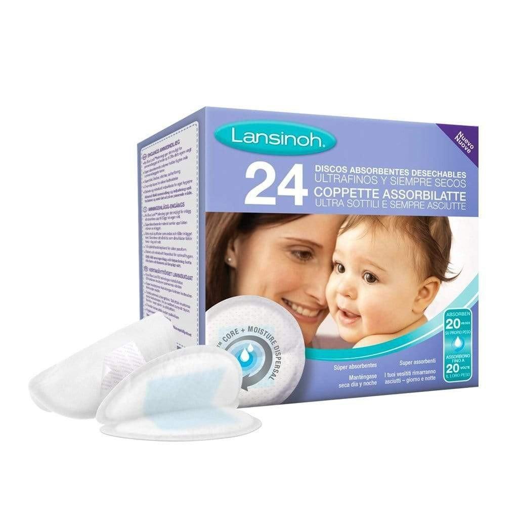 Lansinoh Disposable Nursing Pads 24s