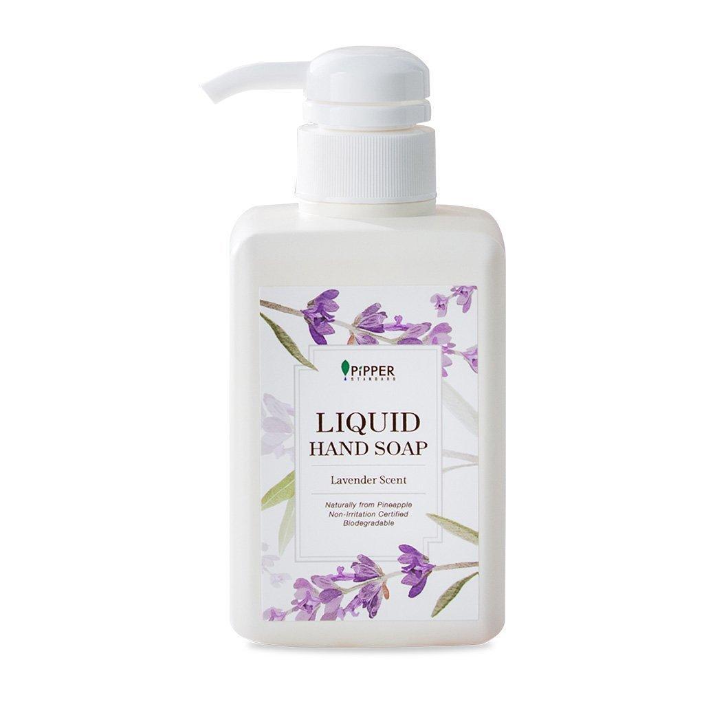 Pipper Standard Liquid Hand Soap Lavender 350ml