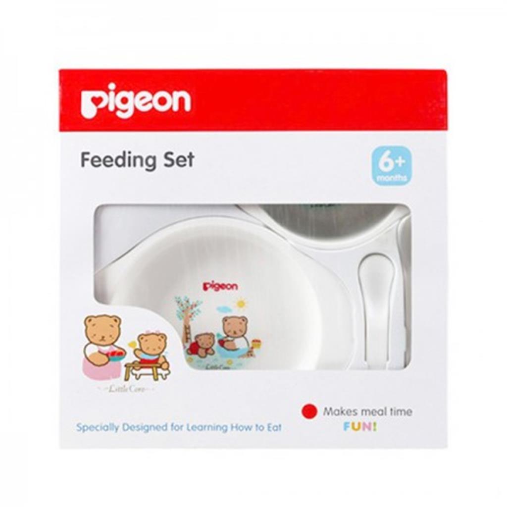 Pigeon (D327) Feeding Set