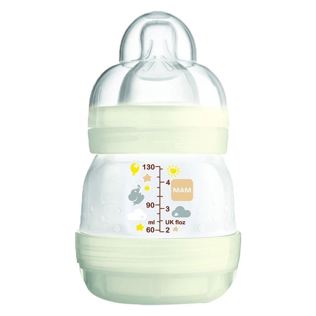 Mam Easy Start Anti Colic Bottle 130ml (Silk Teat)