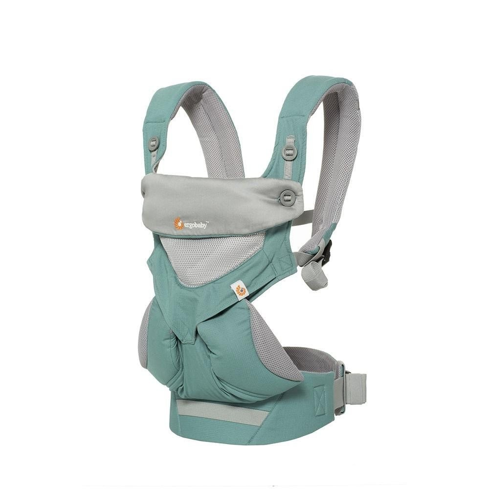 Ergobaby 360 Cool Air Mesh Carrier - Icy Mint