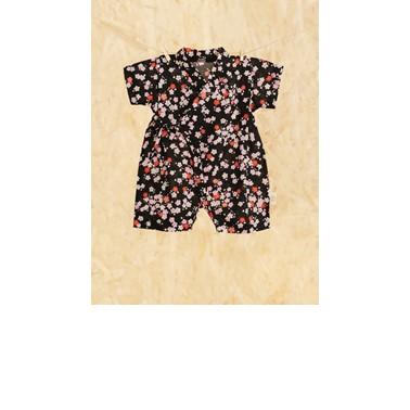 Nachuraru Black Kimono