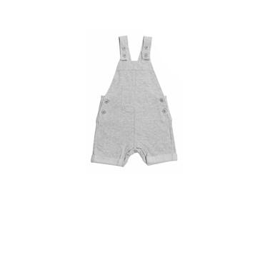 Nachuraru Grey Jumpsuit with Pocket