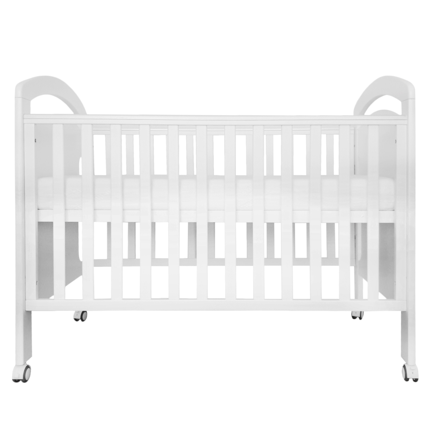 Bonbijou Osito 5-in-1 Baby Cot with Foam Mattress