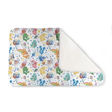 Care Bears Birthday Party - Change Pad