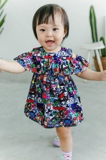 tokidoki Fashion Dress - Halloween & California Dr