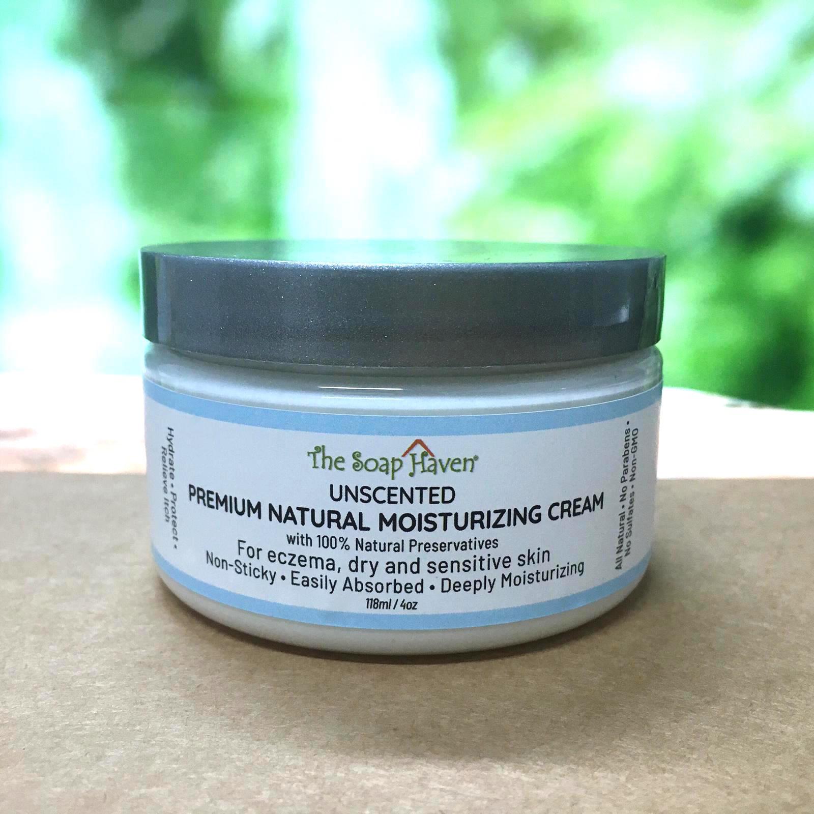 The Soap Haven Premium Moisturising Cream (for Bab