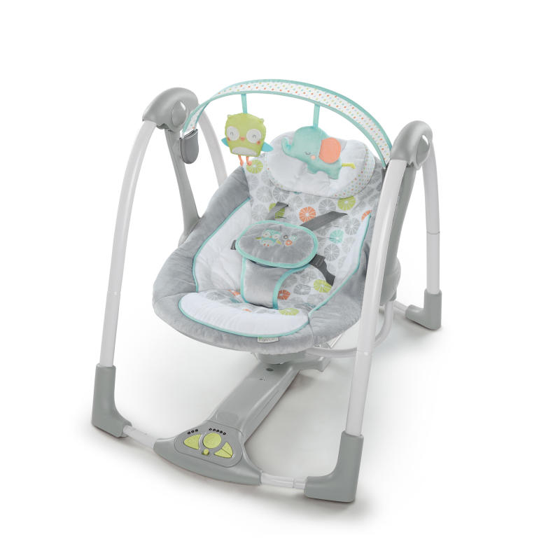Swing 'n Go Portable Baby Swings - Hugs & Hoots