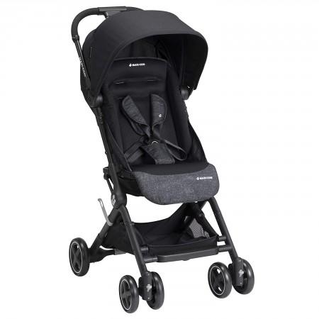 Lara ultra-compact Stroller - Nomad Black