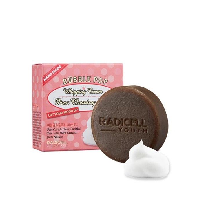 Bubble Pop Houttuynia Cordata Natural Pore Soap