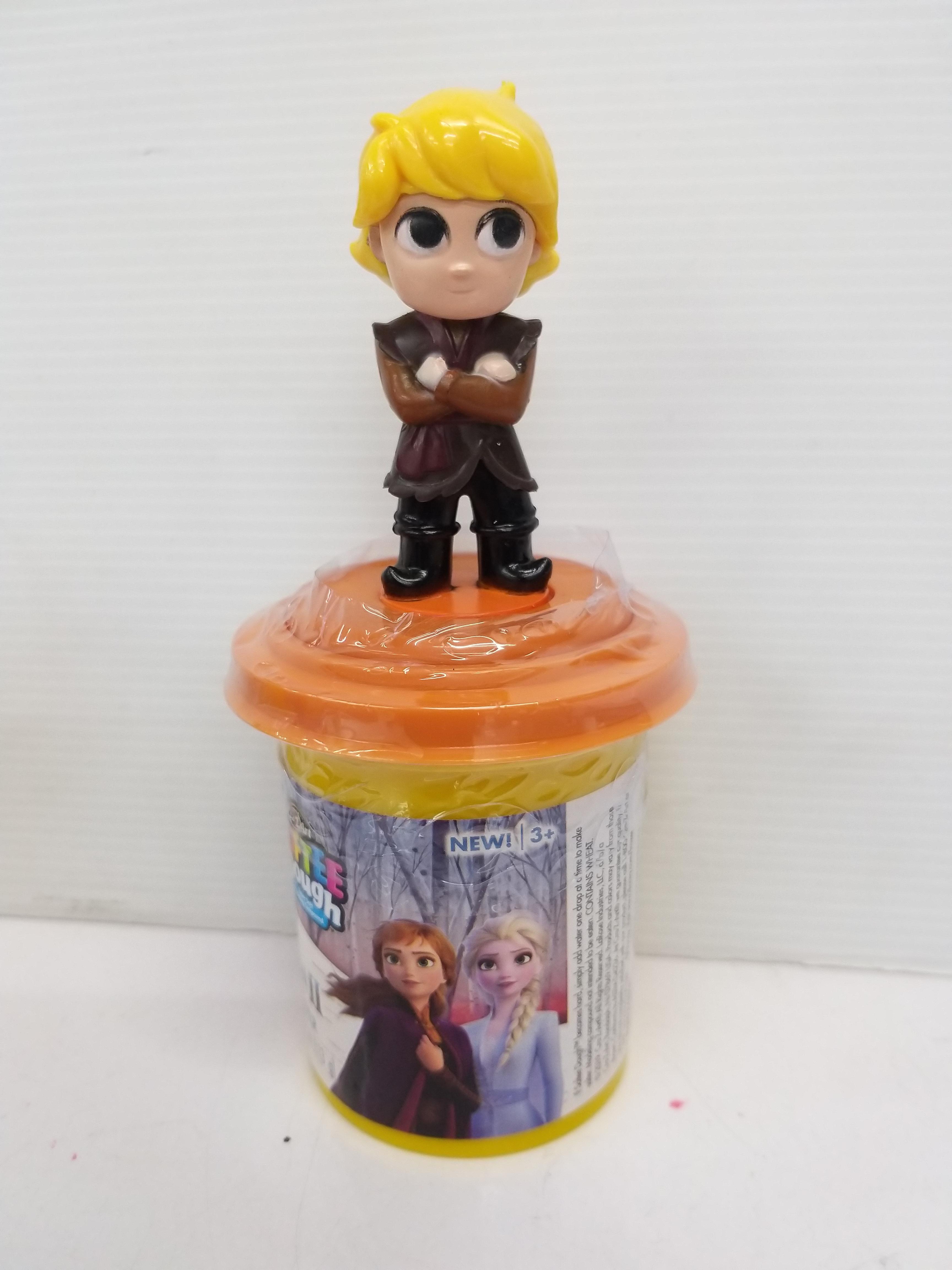 Disney Frozen II Softee Dough Figure Stamper Krist