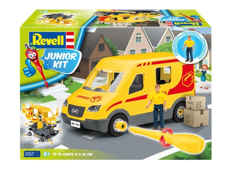 Junior Kit Parcel Express Van