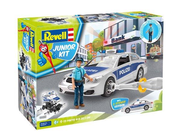 Junior Kit Polizei Car