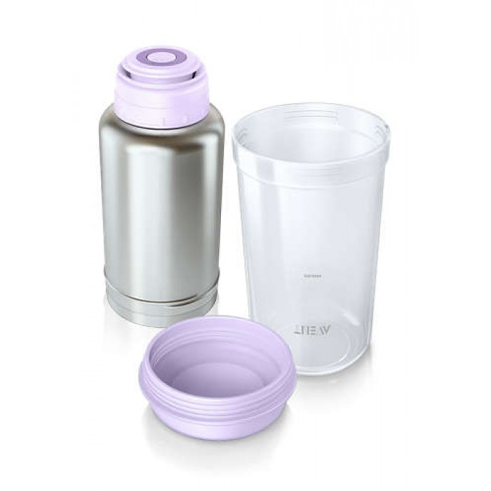 [BUNDLE DEAL] Philips Avent Themo Flask Bottle War