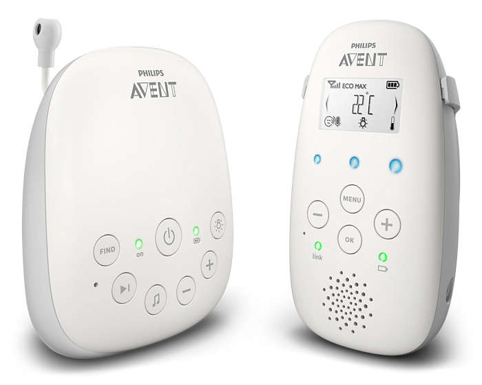 [EXCLUSIVE SUPERMOM DEAL] Philips Avent DECT Baby