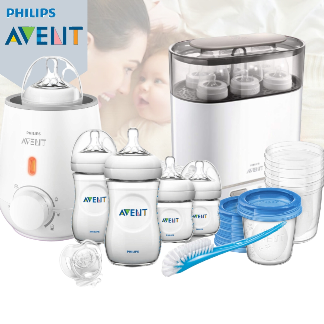 [BUNDLE DEAL] Philips Avent 4-in-1 Sterilizer New