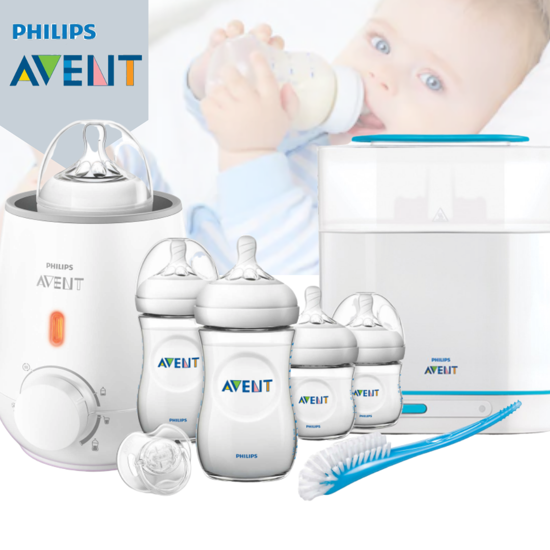[BUNDLE DEAL] Philips Avent 3-in-1 Electric Steam