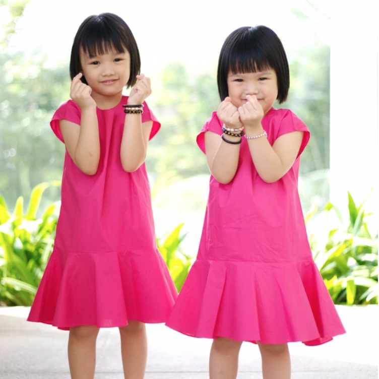 MyPrincessWand Xi Ting and Jazslyn Dress Set - Pri