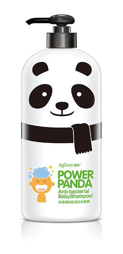 POWER PANDA ANTIBACTERIAL BABY SHAMPOO (650ML)