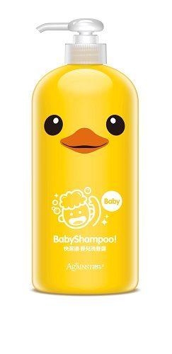 RUBBER DUCK ANTIBACTERIAL BABY SHAMPOO (650ML)