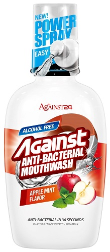 MOUTHWASH APPLE & MINT (500ML)