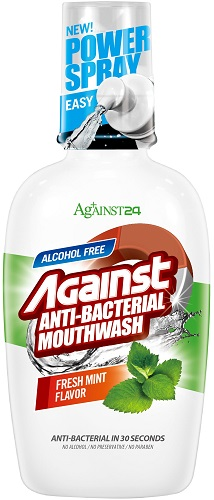 MOUTHWASH FRESH MINT (500ML)