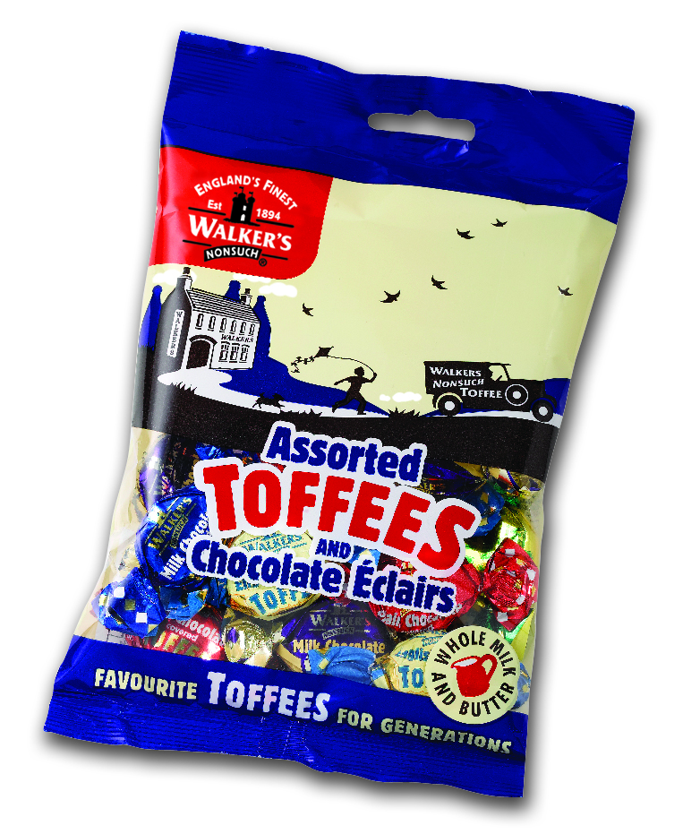 Assorted Toffees Arabic Mix 150g