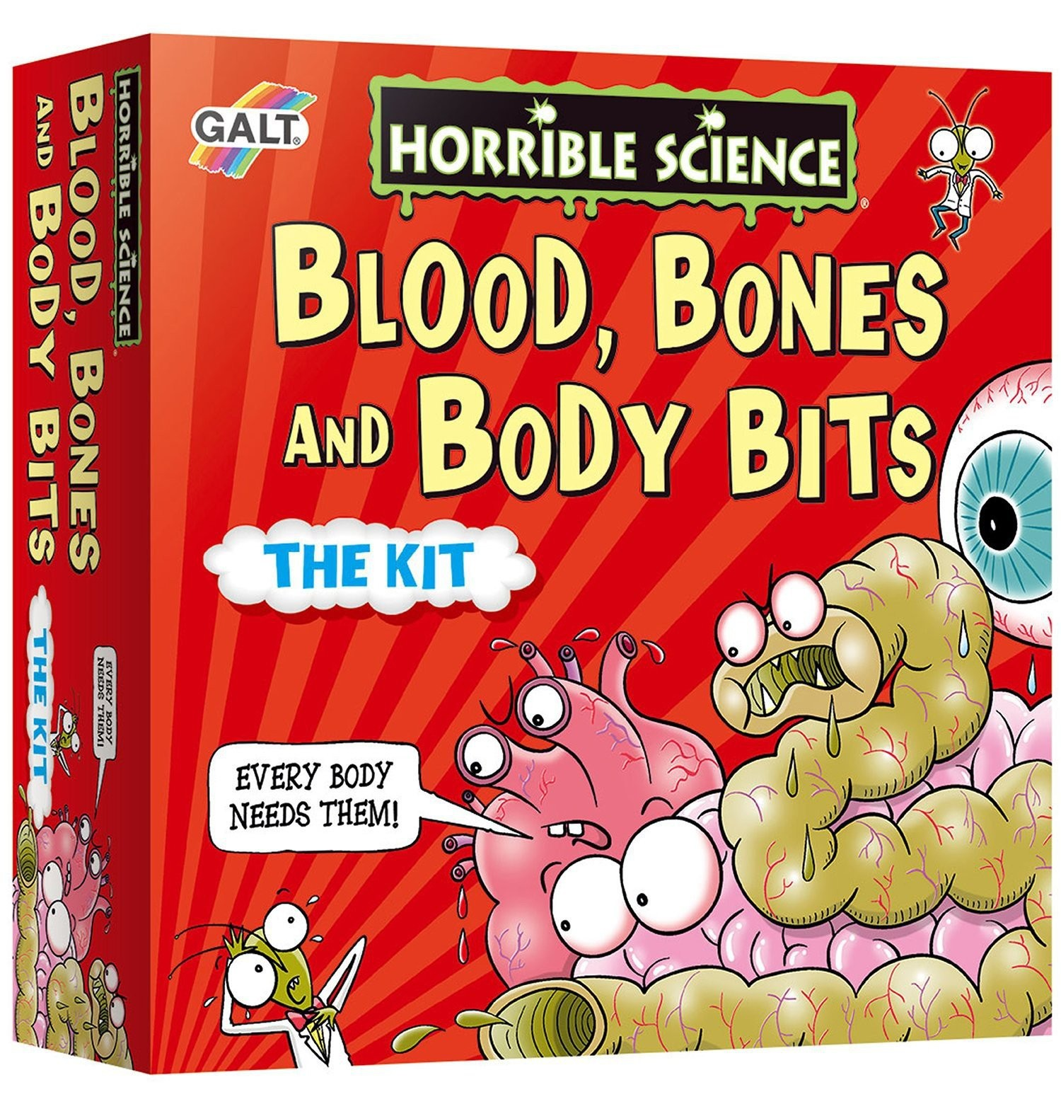 Galt Blood, Bones and Body Bits