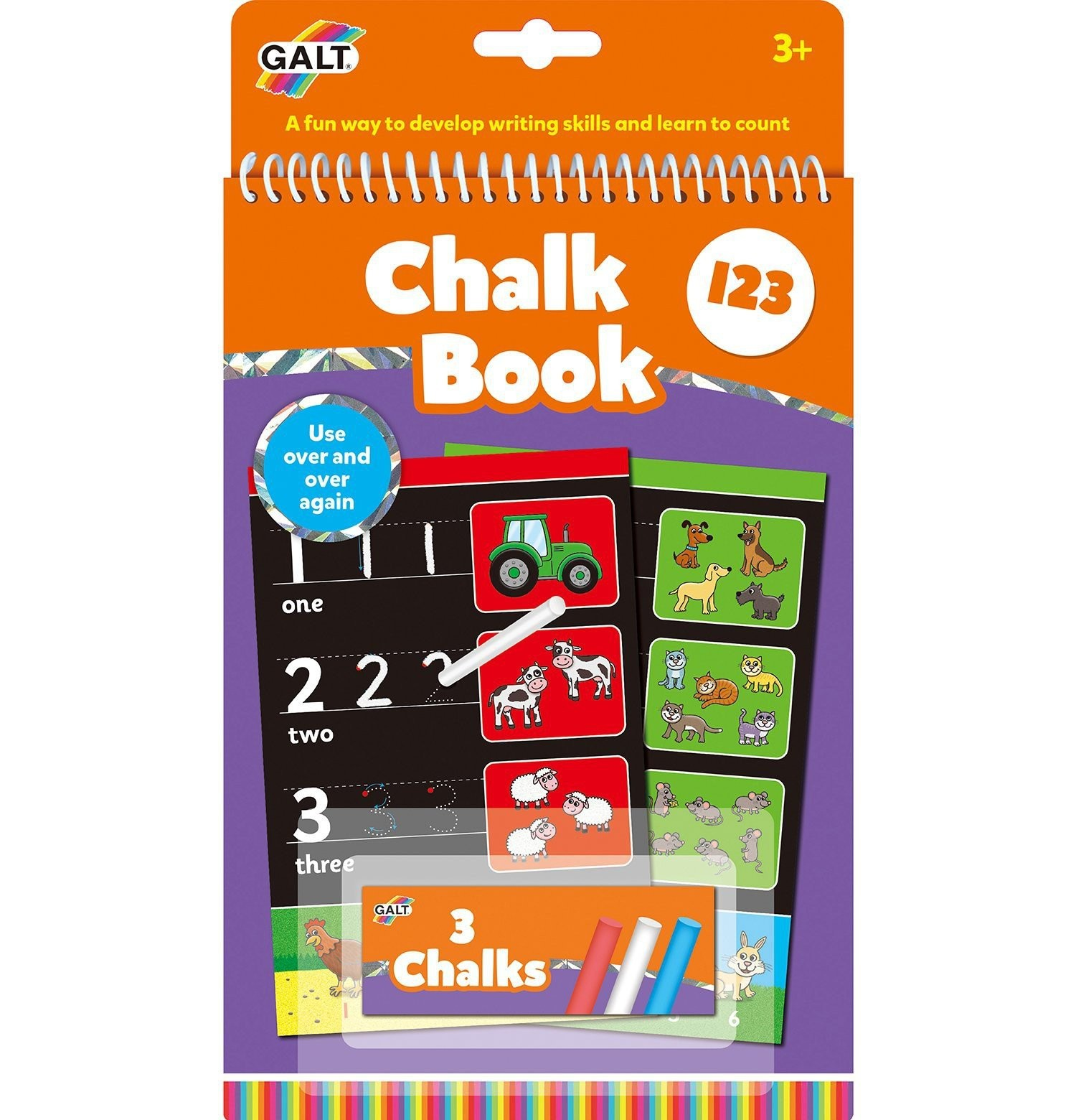Galt Chalk Book 123