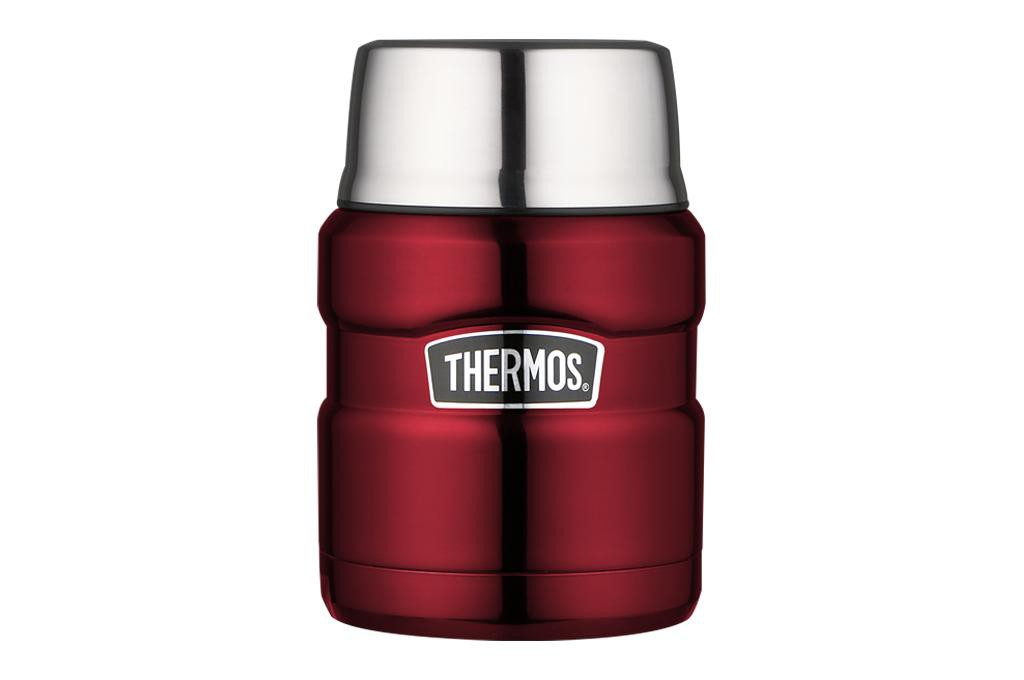 Thermos Stainless Steel King Food Jar - SK3000-CR