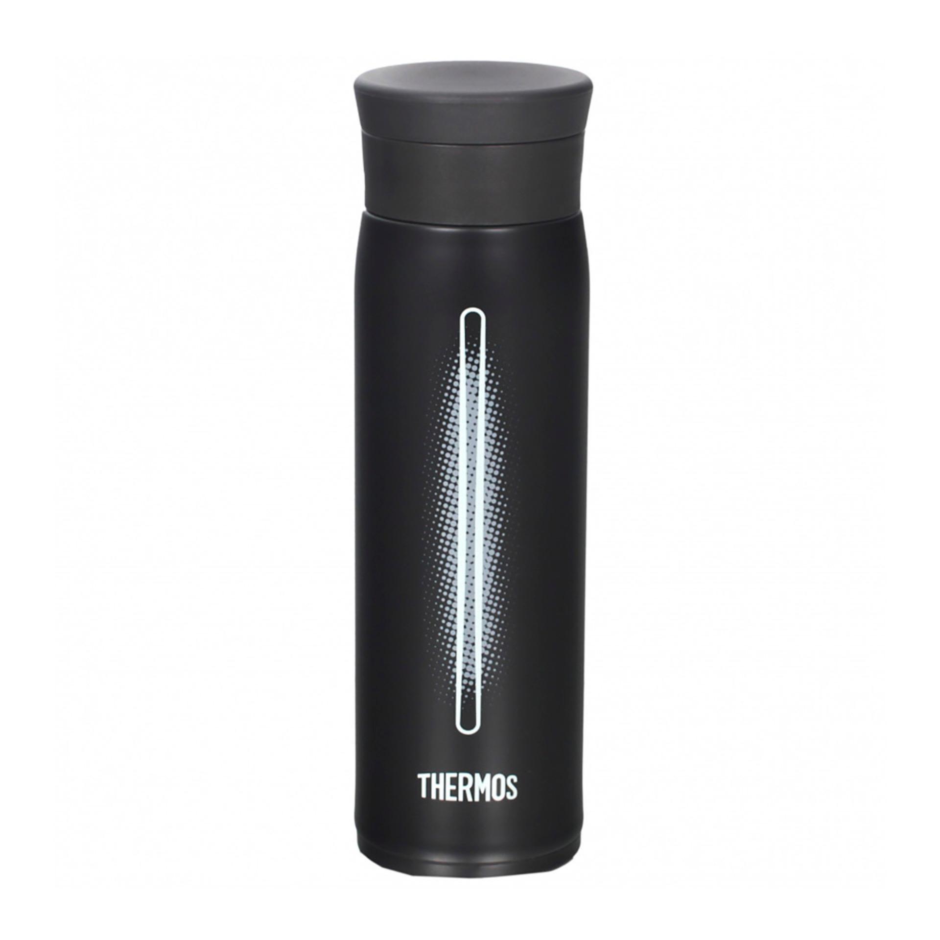 1002 F BK G NEW Water bottle vacuum insulation 1.0L Black gradation FFZ