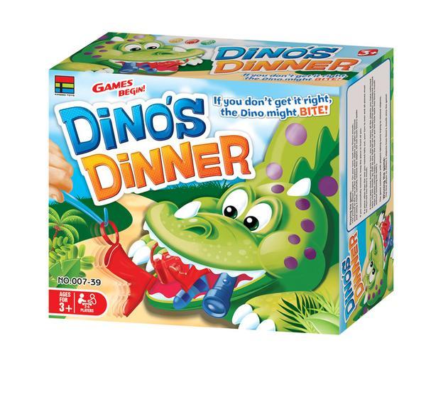 DINO'S DINNER GAME