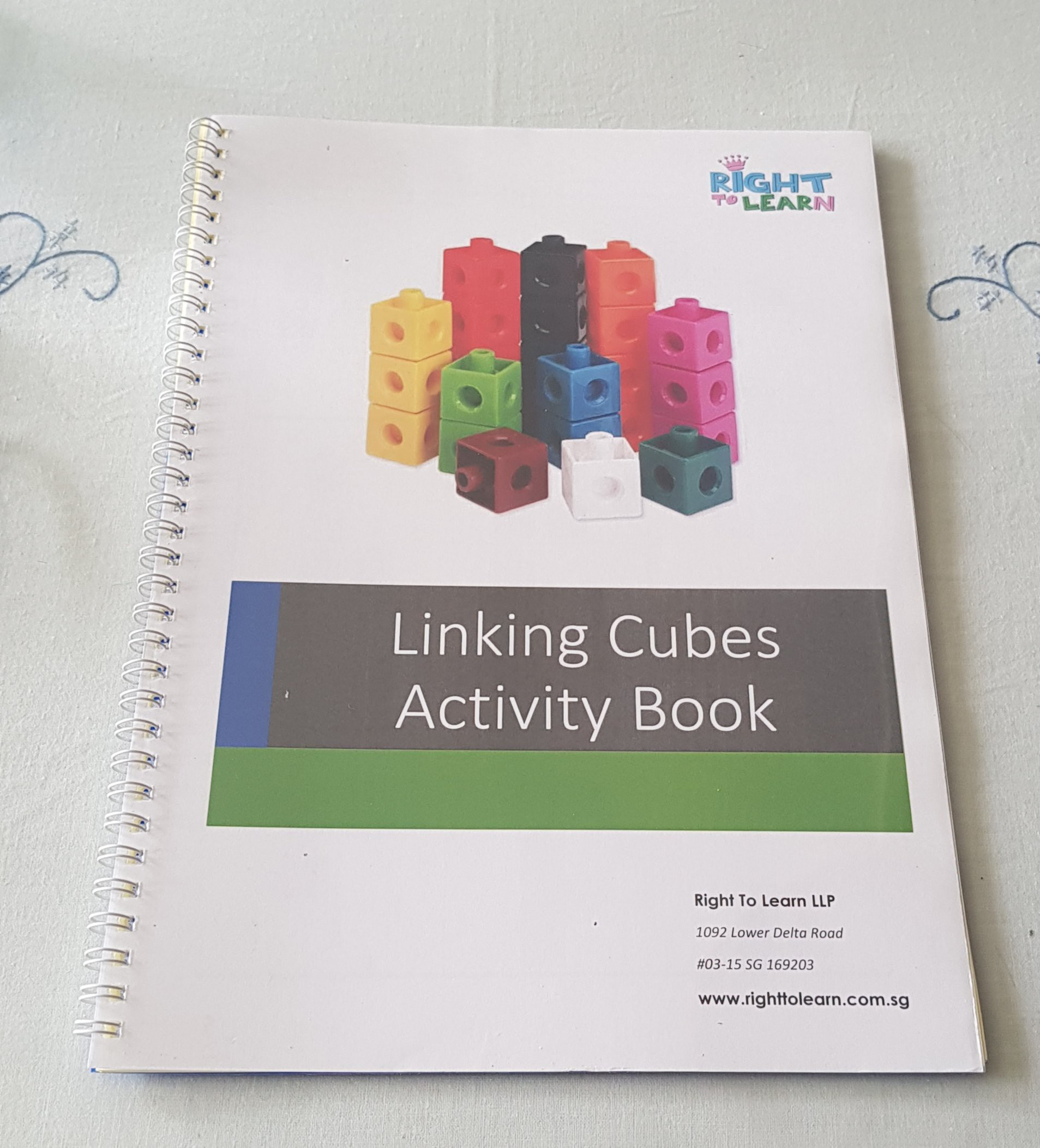 MANIPULATIVE MULTI-LINK SNAP UNI-FIX CUBES PACKAGE