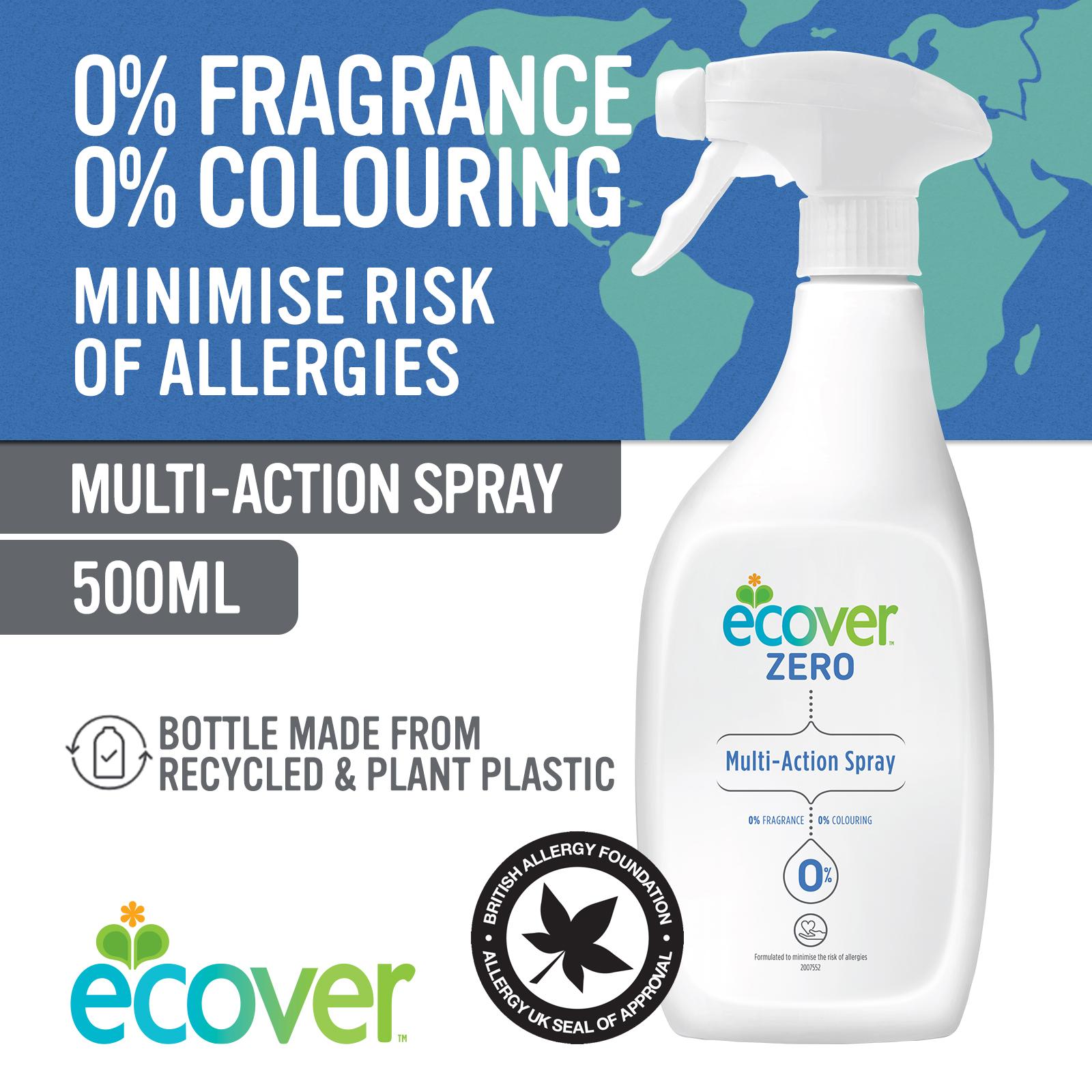 Ecover ZERO Multi Action Spray 500ml