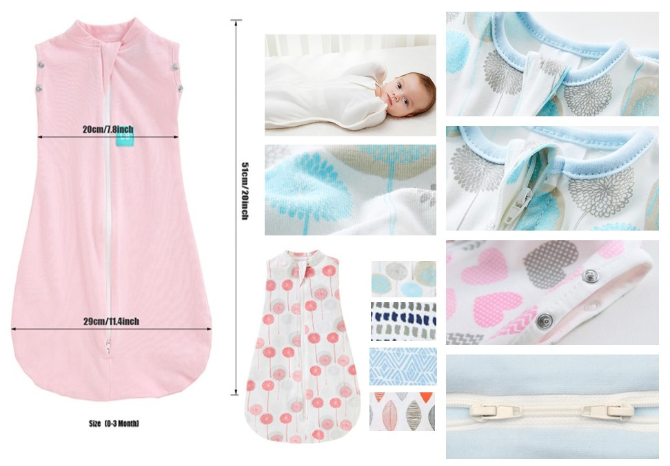 Baby Swaddle Pod - (Boys & Girls)