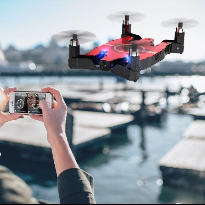 Selfie HD Video Drone Super Slim Light Compact Best Price 2019