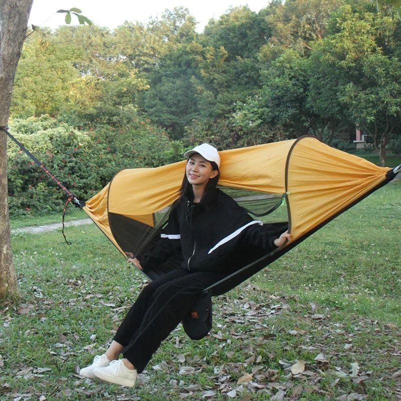 Hammock tent for park camping